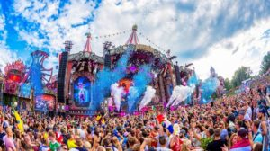 Tomorrowland Is Bringing Their Magic To A New Location In
