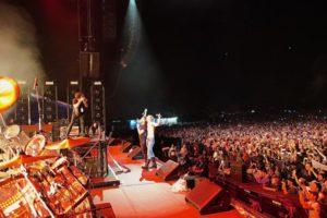 Listen Skrillex's Fuji Rock Festival Performance With X