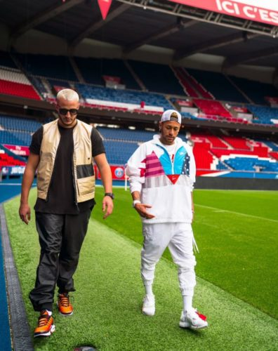 Dj Snake Teams Up With Neymar Jr To Promote Fifa 19 In Paris
