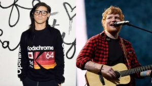 Ed Sheeran's Upcoming Album Will Feature Collaborations With