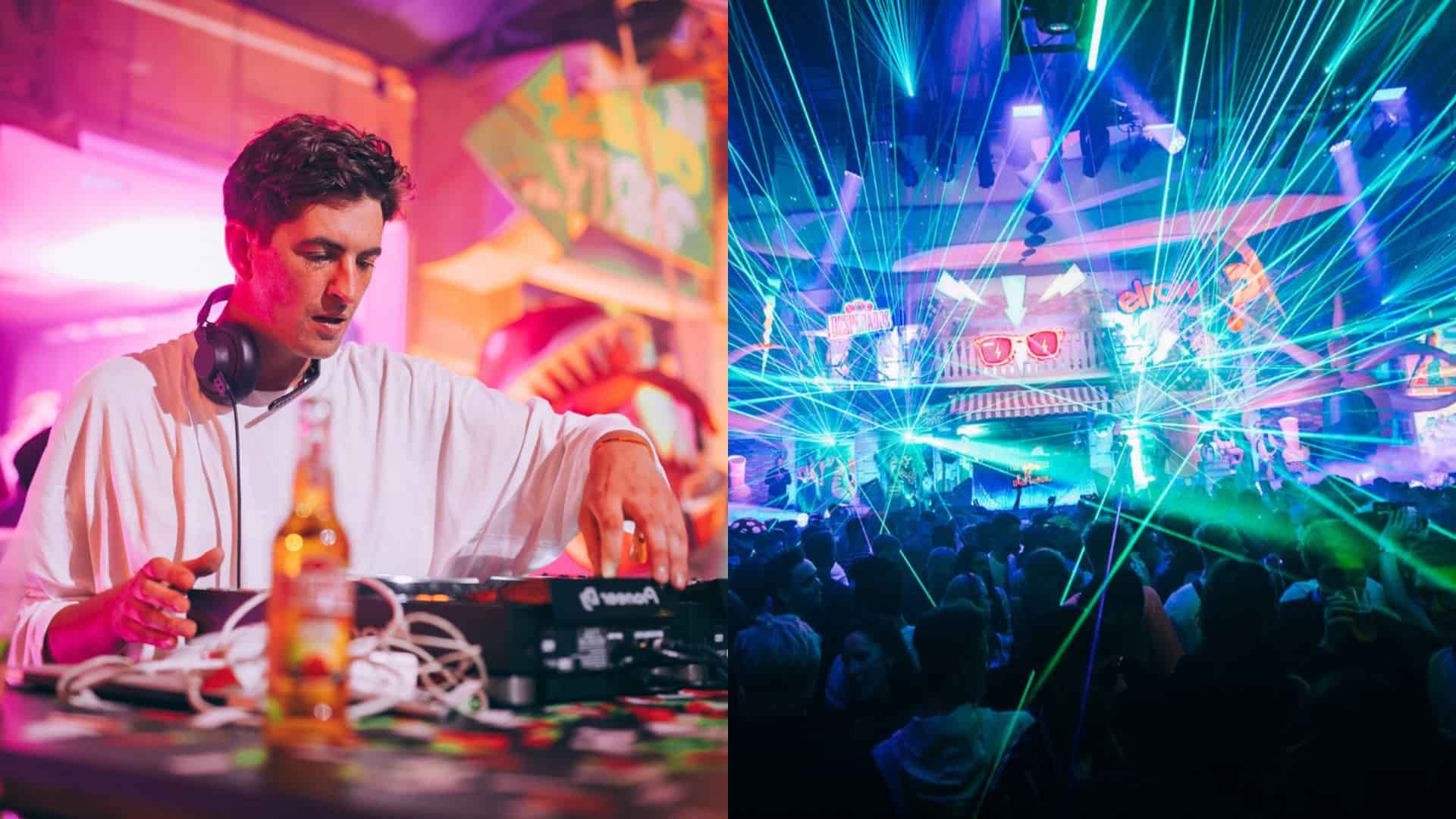 Elrow, Skream & Desperados's Epic House Party Hosted About